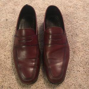 Allen Edmonds penny loafers